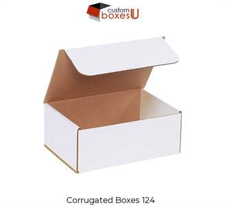 Custom printed corrugated boxes Wholesale for Packaging in Texas