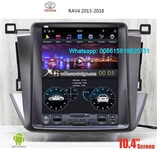 TOYOTA RAV4 2013-2018 Tesla Android Radio GPS Vertical Screen
