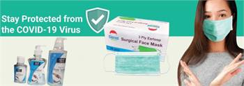 Best COVID-19 solution: 3M-1860 and KN95 Mask & Hand Sanitizers