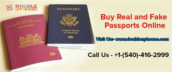 Buy Real and Fake Passports Online   Double Up House