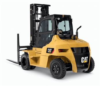 CAT Forklifts Trucks Dealers in Texas