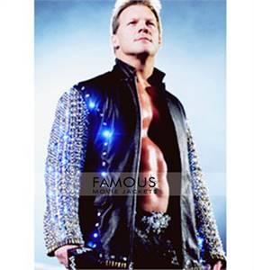 WWE Chris Jericho Light Up Replica Jacket