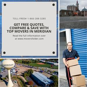 Get Free Quotes, Compare & Save with Top Movers in Meridian