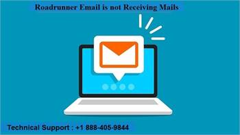 Roadrunner Email is not receiving Mails 1-888-405-9844 | Technical Support