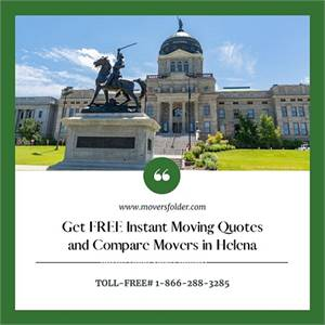 Get FREE Instant Moving Quotes and Compare Movers in Helena