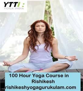 Yoga Teacher Training India Rishikesh 100 Hour Yoga Course in Rishikesh