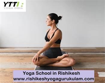 Yoga Course Yoga School in Rishikesh