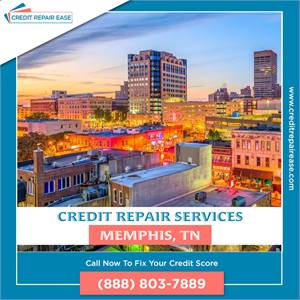 Credit Clean Up in Memphis – (888) 803-7889