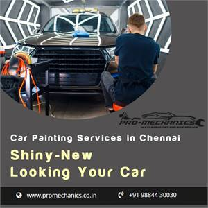 Car and bike services in OMR