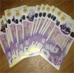 Buy Great British Pound Online