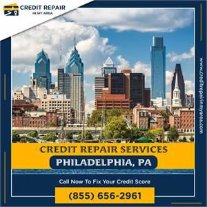 Top Credit Repair Agency in Philadelphia, PA