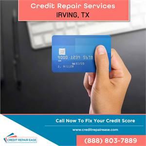 Credit Repair in Irving, TX