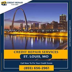 Credit Repair Made Easy in Saint Louis, MO