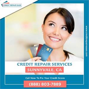 How to fix your credit in Sunnyvale without the hard work