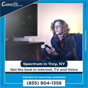 Get the best Cable provider in your area Troy, NY