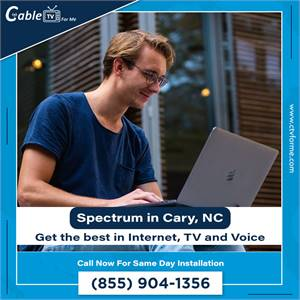 Get the fastest Internet at the best price in Cary, NC