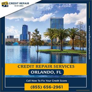 The Best Way to Start Improving Your Credit Score in Orlando, FL