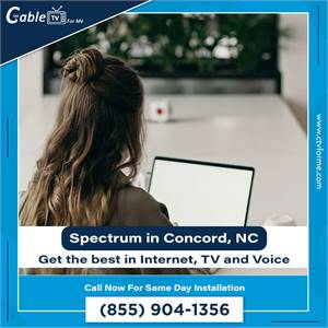Get the fastest internet in your area Concord, NC