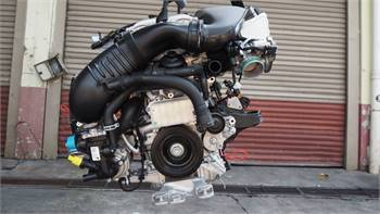 Mercedes W205 C200 2019 Complete Engine