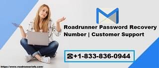 Roadrunner Password Recovery Number 1-833-836-0944 | Roadrunner Customer Support