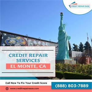 Looking for best credit repair agencies in El Monte