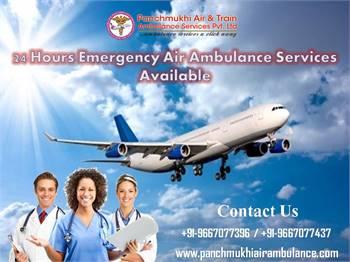 Choose Air Ambulance Service in Bhopal with Modern ICU Setup