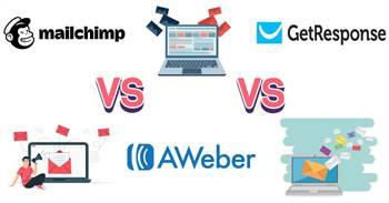 Aweber Versus Mailchimp