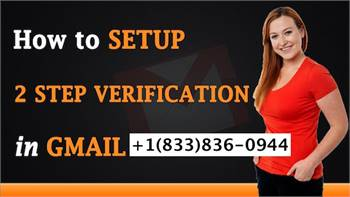 How To Set Two-Step Verification On A Gmail Account?