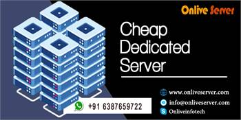 Buy Best Cheapest Dedicated Server Plans From Onlive Server