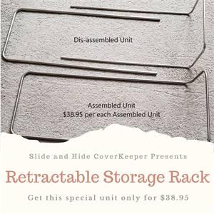 Get Retractable Storage Rack
