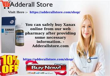 What is Xanax? How can I safely buy Xanax online?