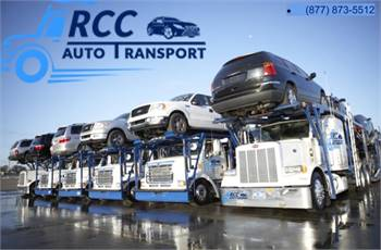 Vehicle Transport Company – RCC Auto Transport