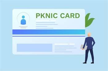 PKNIC Prepaid Card