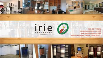 Irie Cabinetry - Custom Cabinets Denver