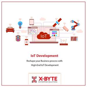 Best Top Rated IoT Application Development Company In USA | Internet Of Things