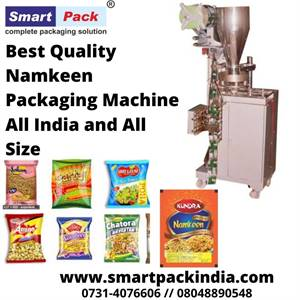 Best Quality Namkeen Packaging Machine All India and All Size