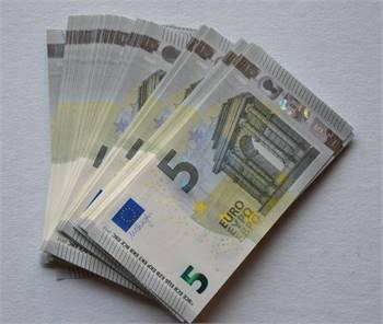 Buy Counterfeit 5 Euros Bills