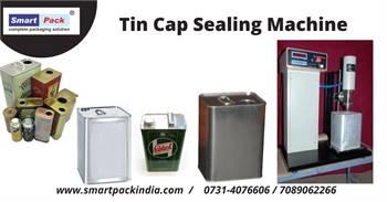 Tin Cap Sealing Machine