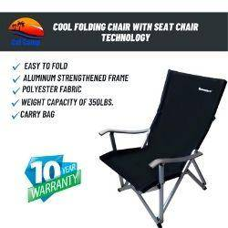 Lightweight Folding Camping Chair for Comfort