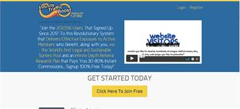 Infinity traffic boost get website visitors