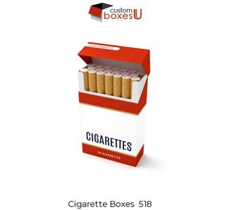 Custom cigarette boxes uk Available in All Sizes & Shapes