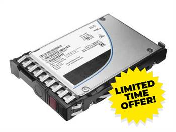 SAVE $50 on P04174-003 HPE 1.6TB MLC SAS 12Gbps Mixed Use 2.5-inch SSD