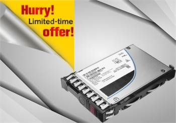 SAVE $50 OFF ON P06580-001 HPE 1.6TB INTERNAL SOLID STATE DRIVE WITH SMART CARRIER