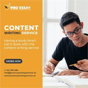 Pro Essay Writing Service UAE