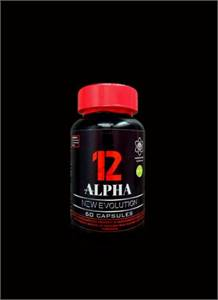Alpha ™ 12 Tetraoxigen Nanogenetics 219$