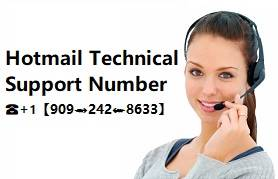Hotmail Technical Support Number +1 909★242★8633