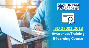 ISO 27001 Awareness Training online course