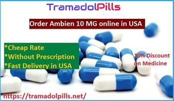 Buy Ambien 10mg Online Without Prescription | Tramadol pills
