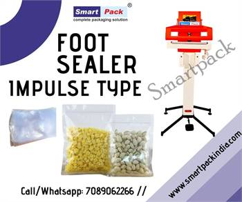 Best Quality Foot Sealer Machine