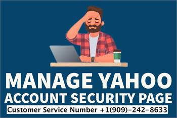 How to Set-up my Yahoo Account Security Page?